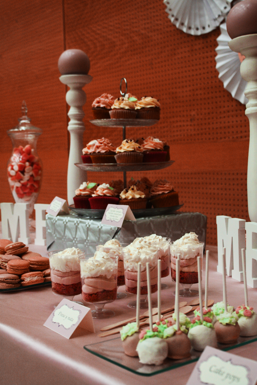 Bocaditos dulces para tu boda mi boda for Dulce boda
