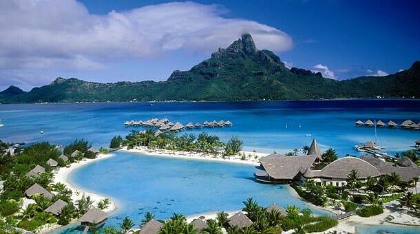 Pinterest Bora Bora