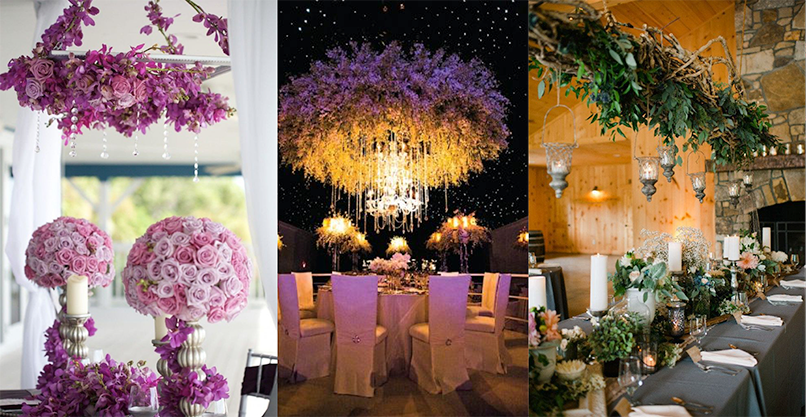 Tendencias decoraci n bodas 2016 - Ultimas tendencias en decoracion de salones ...