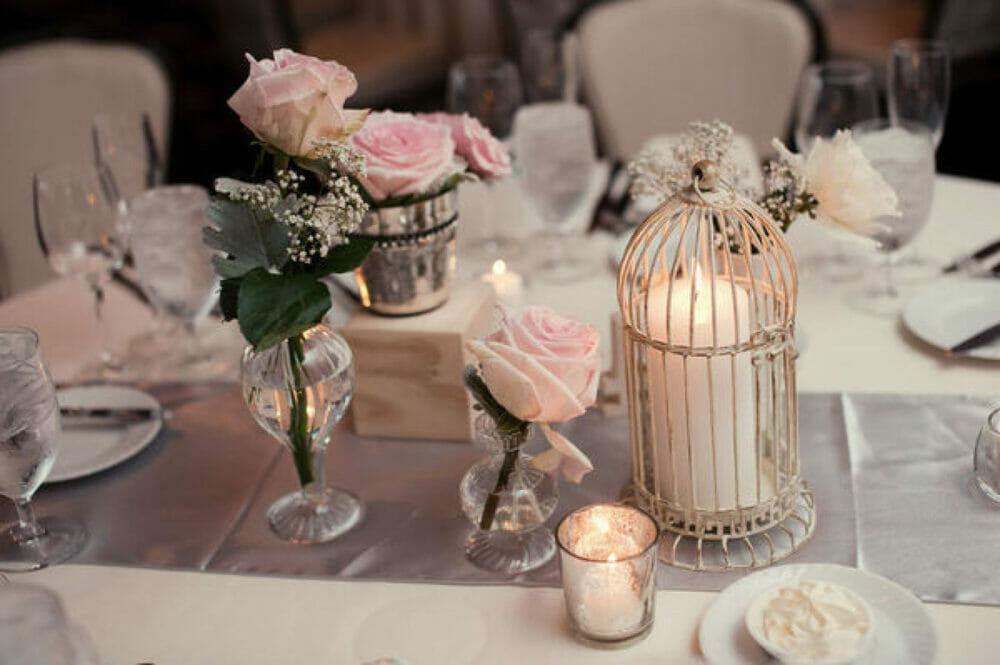 Claves de decoraci n para una boda shabby chic mi boda - Decoracion shabby ...