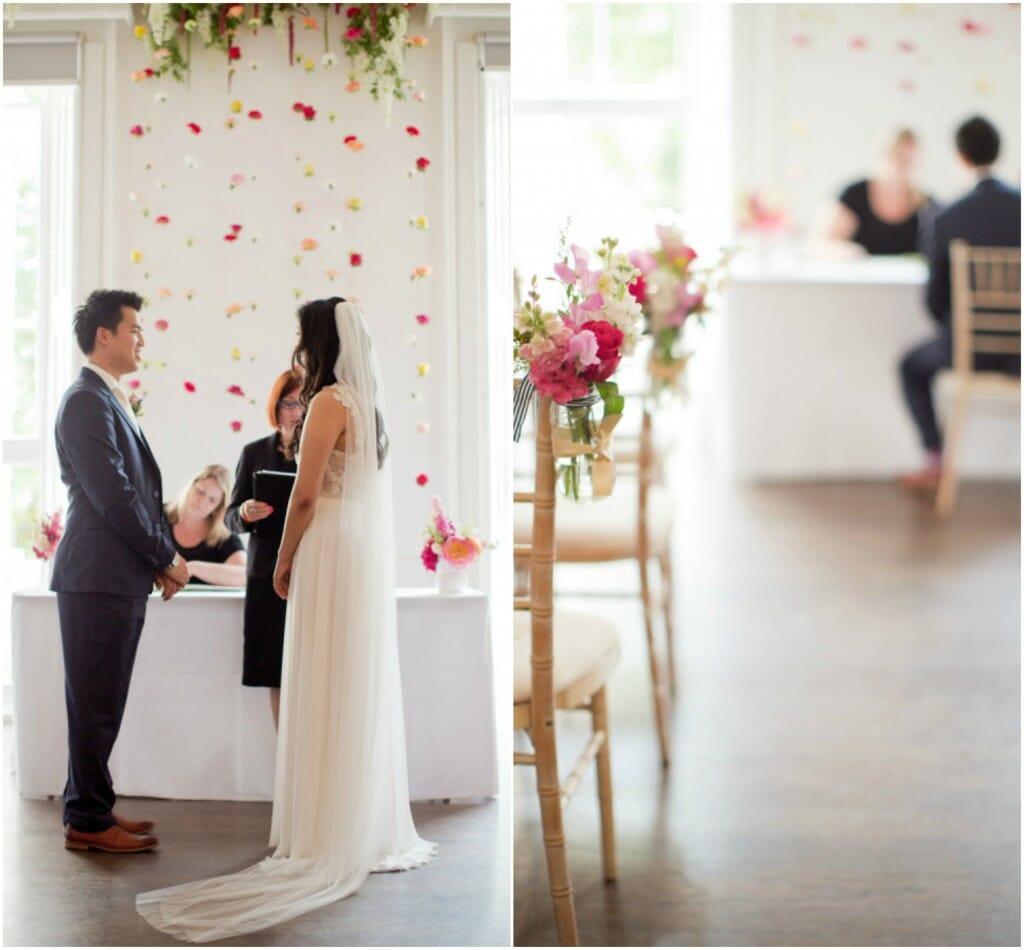 Decoraci n floral - Decoracion bodas civiles ...