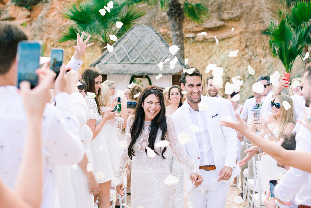Vive la magia de una boda ibicenca - Todo lo necesario para una boda ...