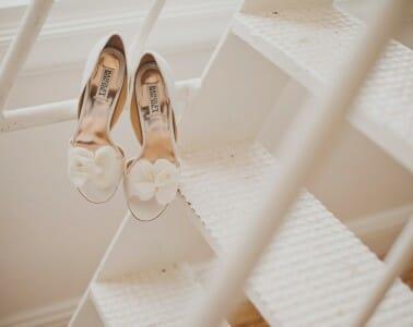 zapatos personalizados novia