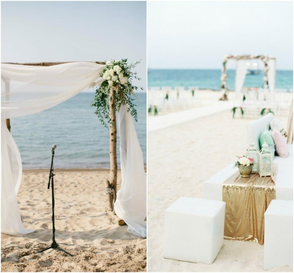 vive la magia de una boda ibicenca