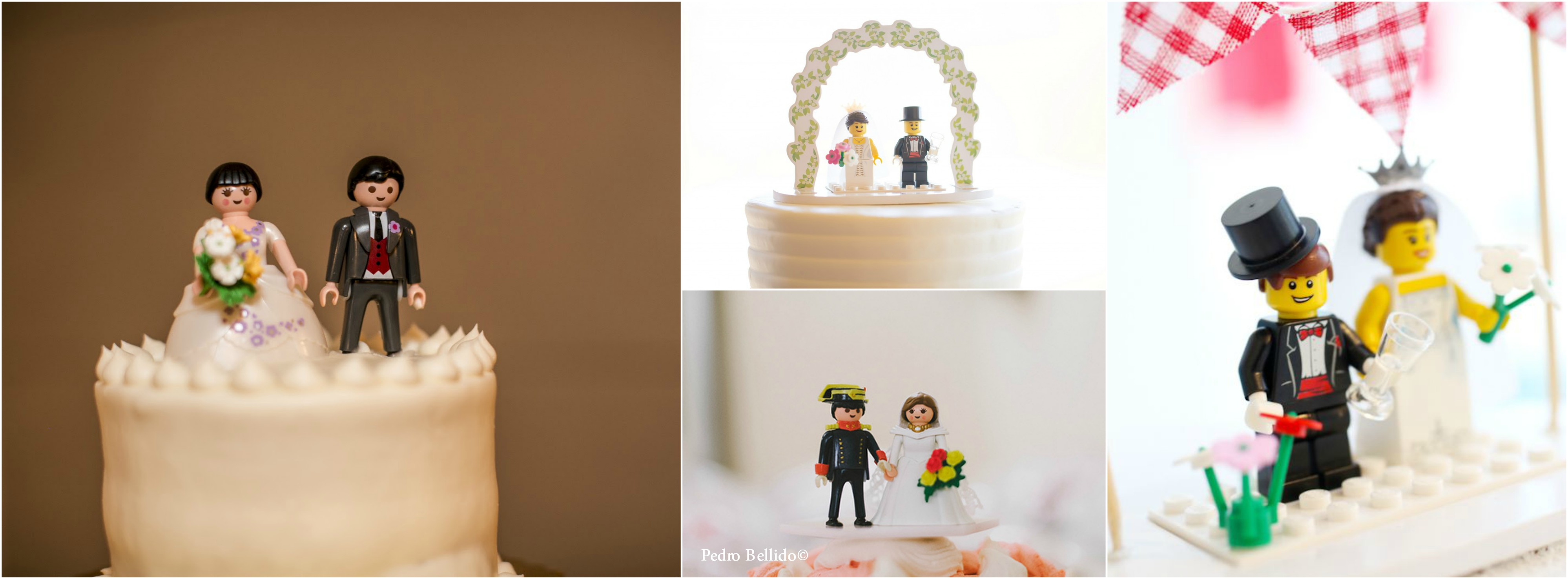 playmobil cake topper