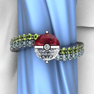 anillo pokemon