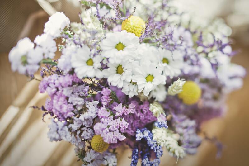 Flores en el columpio©